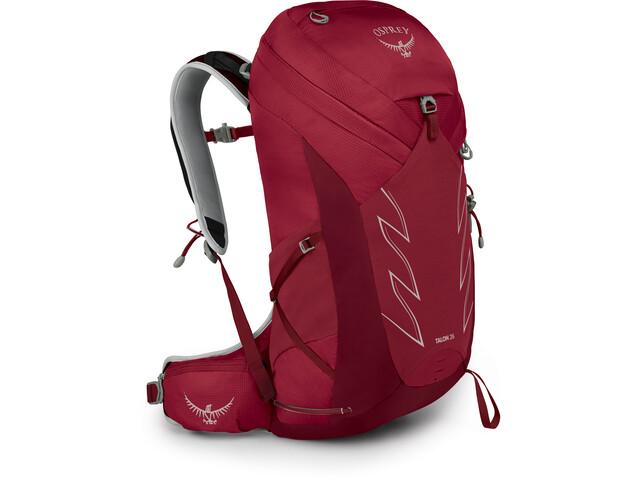 Osprey Talon 26 Backpack Men, cosmic red
